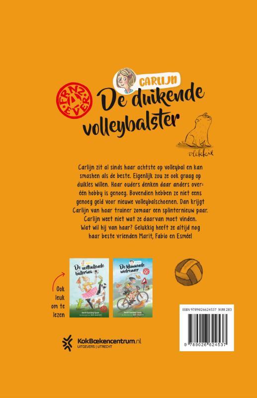 Henriët Koornberg-Spronk,De duikende volleybalster
