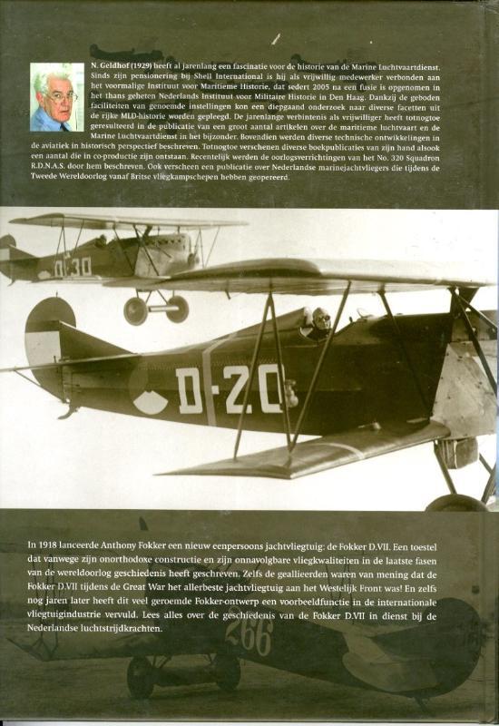 Nico Geldhof,De Fokker D.VII