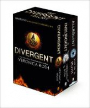 Roth, Veronica Divergent Trilogy boxed Set