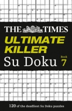 The Times Mind Games Times Ultimate Killer Su Doku Book 7