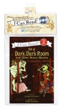 Schwartz, Alvin In a Dark, Dark Room and Other Scary Stories Book and CD [With CD]