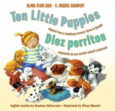 Ada, Alma Flor,   Campoy, F. Isabel Ten Little Puppies Diez perritos