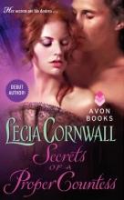 Cornwall, Lecia Secrets of a Proper Countess