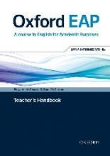 Oxford EAP B2: Teacher`s Book and DVD-ROM Pack
