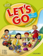 Nakata, Ritzuko Let`s Go, Let`s Begin Student Book, Grade K-6