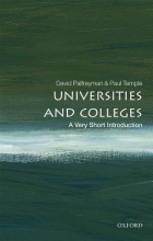 David (Bursar and Fellow, New College, Oxford) Palfreyman,   Paul (Reader Emeritus in Higher Education, UCL Institute of Education) Temple Universities and Colleges: A Very Short Introduction