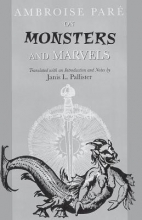 Ambroise Pare On Monsters and Marvels