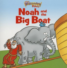 Zondervan The Beginner`s Bible Noah and the Big Boat