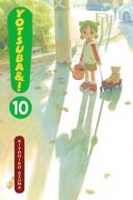 Azuma, Kiyohiko Yotsuba&! 10