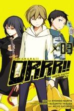 Narita, Ryohgo Durarara!! Yellow Scarves Arc 3