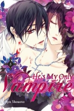 Shouoto, Aya He`s My Only Vampire 8