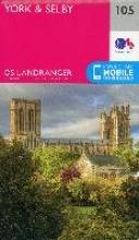Ordnance Survey,York & Selby