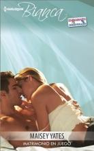 Yates, Maisey Matrimonio en juego Marriage at Stake