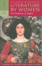 The Norton Anthology of Literature by Women, Volume 1
