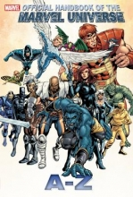 Marvel Comics Group Official Index to the Marvel Universe A to Z 1
