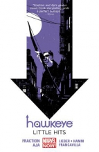 Fraction, Matt Hawkeye 2