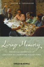 Jillian R. Cavanaugh Living Memory