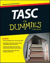 Donnelly, Stuart, Ph.D.,   Reed, Shannon TASC (Test Assessing Secondary Completion) for Dummies