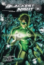 Johns, Geoff Blackest Night
