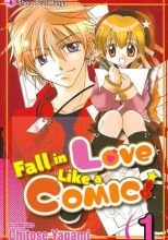 Yagami, Chitose Fall in Love Like a Comic 1