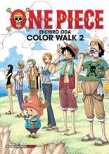 Oda, Eiichiro One Piece Color Walk 2