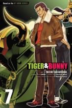 Sakakibara, Mizuki Tiger & Bunny 7