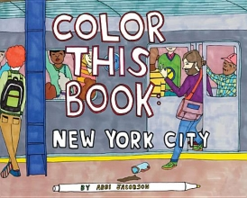 Jacobson, Abbi Color This Book