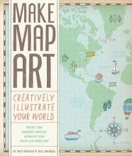 Padavick, Nate,   Swindell, Salli Make Map Art