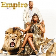 Empire TV Show 2017 Calendar