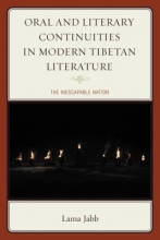 Jabb, Lama Oral and Literary Continuities in Modern Tibetan Literature