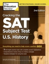 Princeton Review Cracking the SAT Subject Test in U.S. History, 2nd Edition