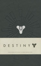 Destiny Hardcover Blank Journal
