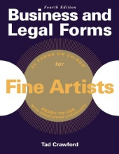 Crawford, Tad Business and Legal Forms for Fine Artists