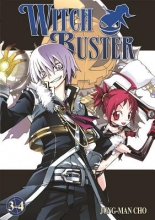 Cho, Jung-Man Witch Buster, Volumes 3-4