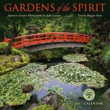 Oster, Maggie Gardens of the Spirit 2017 Wall Calendar