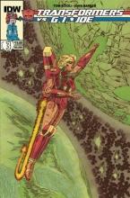 Scioli, Tom,   Barber, John Transformers VS G.I. Joe 3