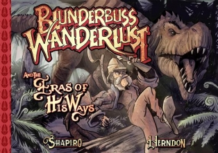 Shapiro, David Blunderbuss Wanderlust