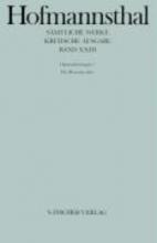 Hofmannsthal, Hugo von Operndichtungen I. Der Rosenkavalier