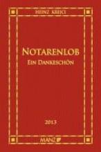 Krejci, Heinz Notarenlob