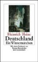 Heine, Heinrich Deutschland. Ein Wintermärchen