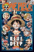Oda, Eiichiro One Piece Blue Deep