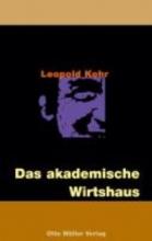 Kohr, Leopold Akademisches Wirtshaus