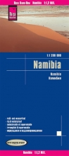 , Reise Know-How Landkarte Namibia 1 : 1.200.000