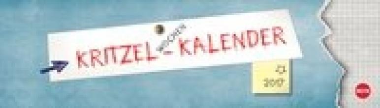 Kritzel Wochenquerplaner 2017