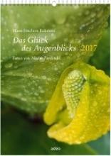Eckstein, Hans-Joachim Das Glck des Augenblicks 2017 - Wandkalender *