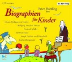 Biographien für Kinder