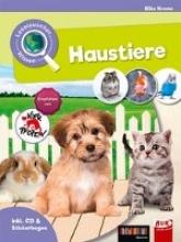 Krome, Silke Leselauscher Wissen: Haustiere (inkl. CD und Stickerbogen)