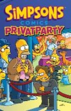 Groening, Matt Simpsons Comic 24. Privatparty