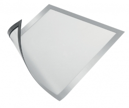 , Duraframe Durable 494723 magnetisch A5 zilver