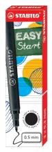 , Rollerpenvulling STABILO Easyoriginal 0.5mm zwart doosje à 3 stuks